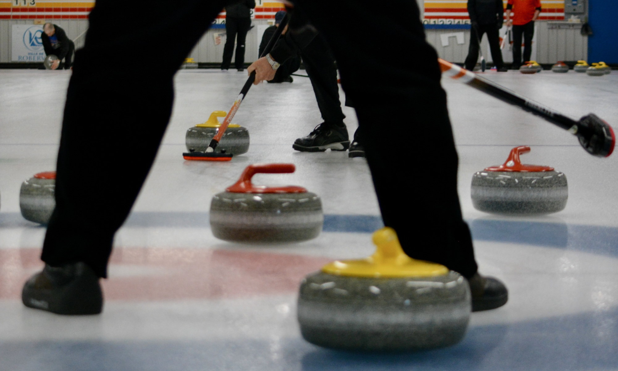 Club Curling Roberval